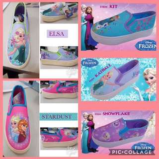 Frozen Shoes From sM