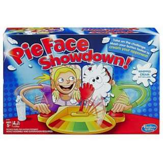Pie Face Show Down - By Hasbro