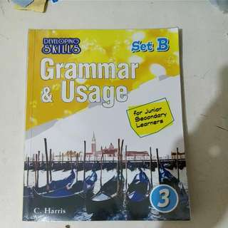Grammar & Usage 3