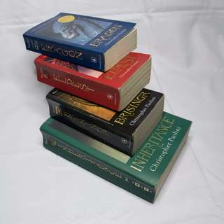 Inheritance Cycle - My Complete Collection