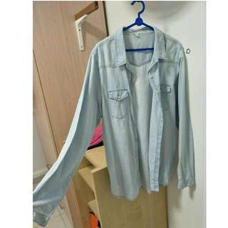 Denim Blouse / Outerwear