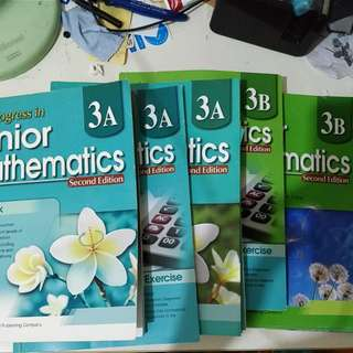 Junior Mathematics 3a 3b