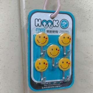 微笑粘鉤 #50元生活物品