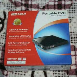 Buffalo Portable DVD (CD Room)