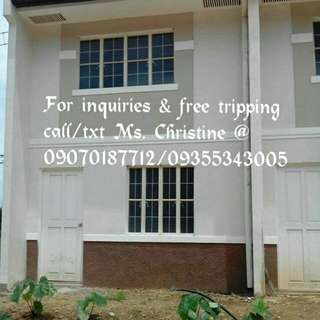 House and Lot Thru Pagibig Near Qc & Marikina