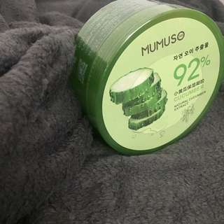 Mumuso Cucumber Gel