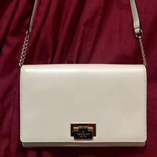 Kate Spade White Bag