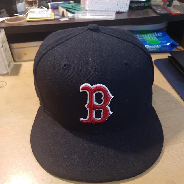 紅襪隊棒球帽
