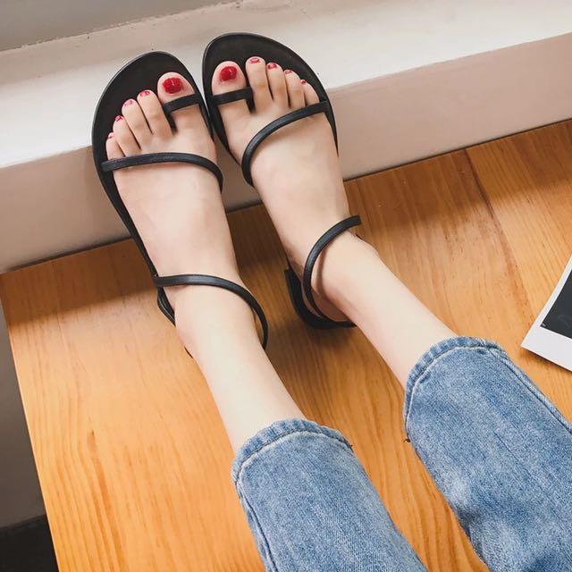 羅馬 涼鞋