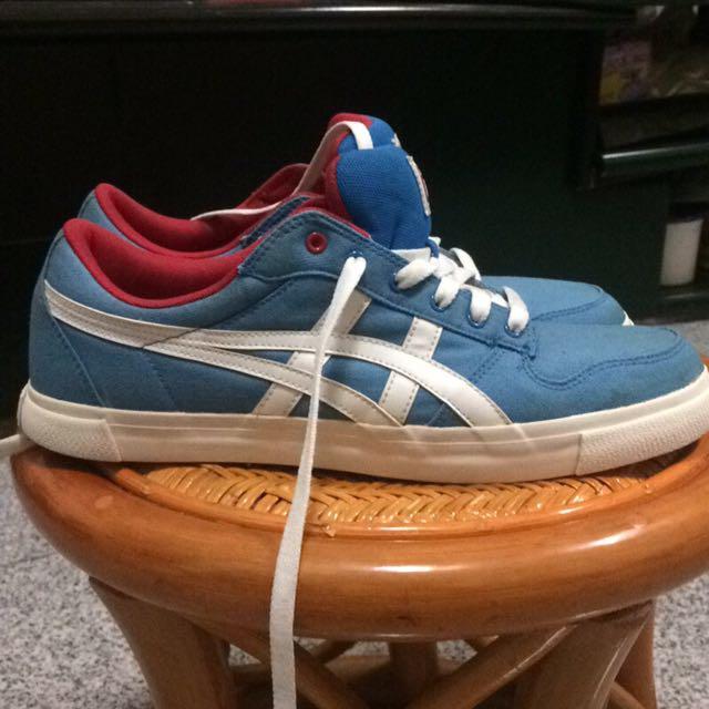 亞瑟士 ASICS 休閒鞋 藍色