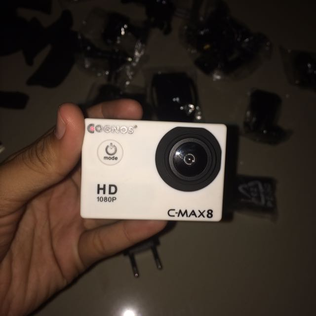 action camera cognos for A pro
