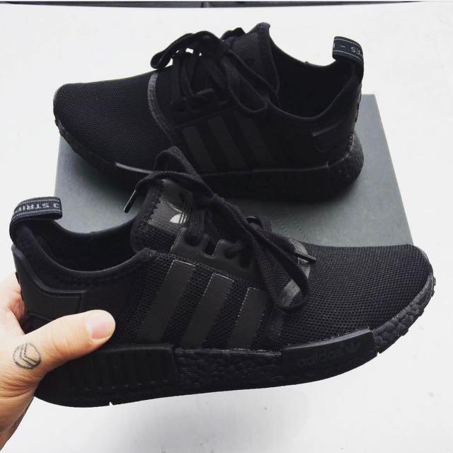 Adidas Original NMD in Triple Black