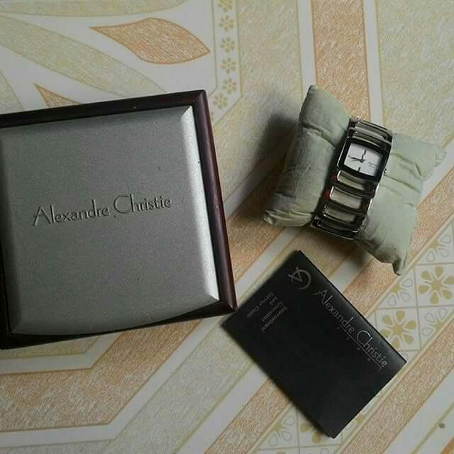 Alexandre Christie Authentic