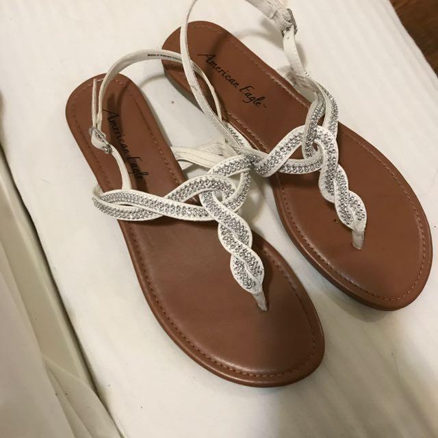 American Eagle Flats/sandals