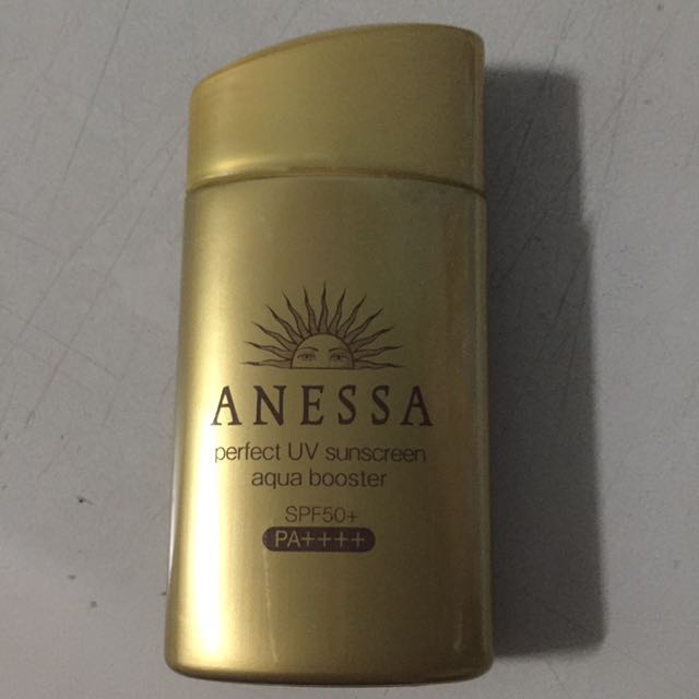 安耐曬金鑽高效防曬露|ANESSA PERFECT UV SUNSCREEN AQUA BOOSTER