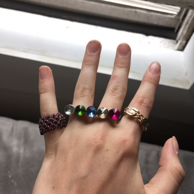 Assorted Rings!