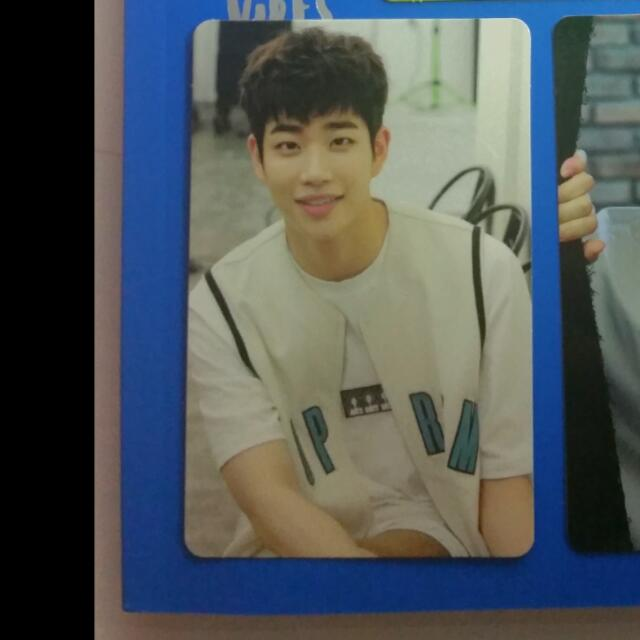 ASTRO - SUMMER VIBES MJ Photocard