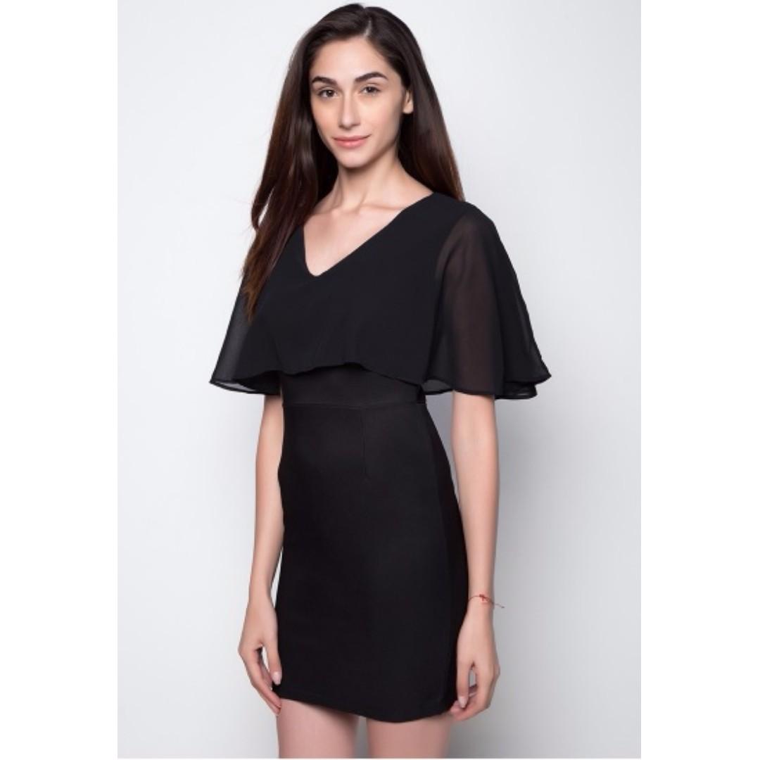 Black Shanah Dress
