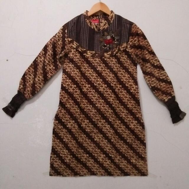 Blouse Tunik Batik