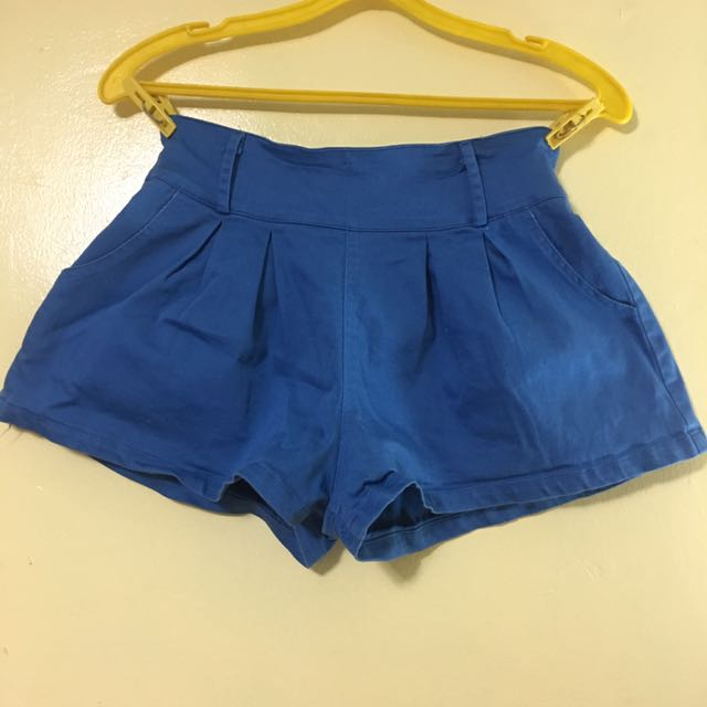 Blue Skort Palda Shorts