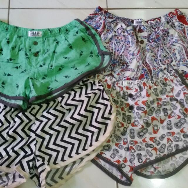 Boxer Shorts For Women