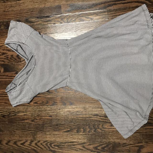 Brandy Melville Open Back Dress
