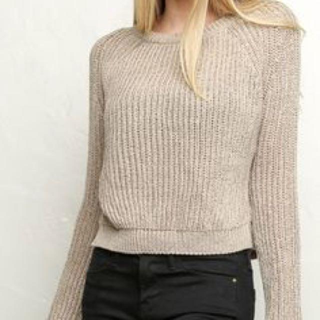 Brandy Melville Style Sweater XS