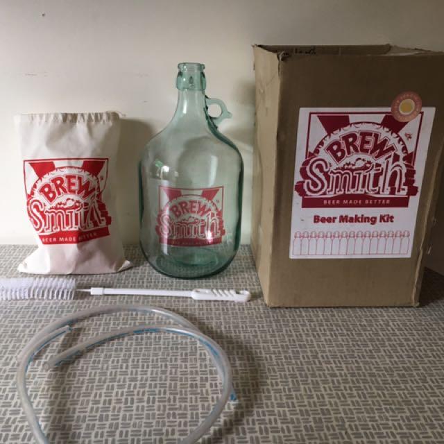 Brew Smith Home Brew Kit