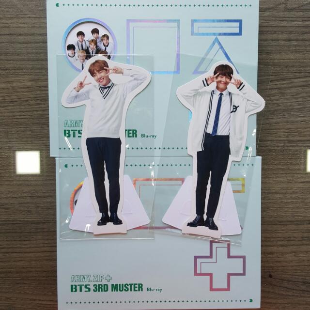 BTS 3rd Muster Blu-Ray DVD