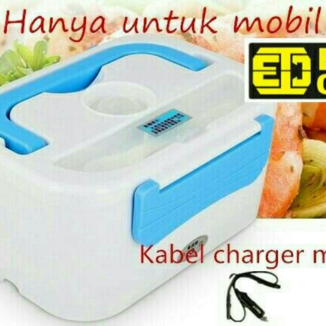 Car Lunch Box Electrik