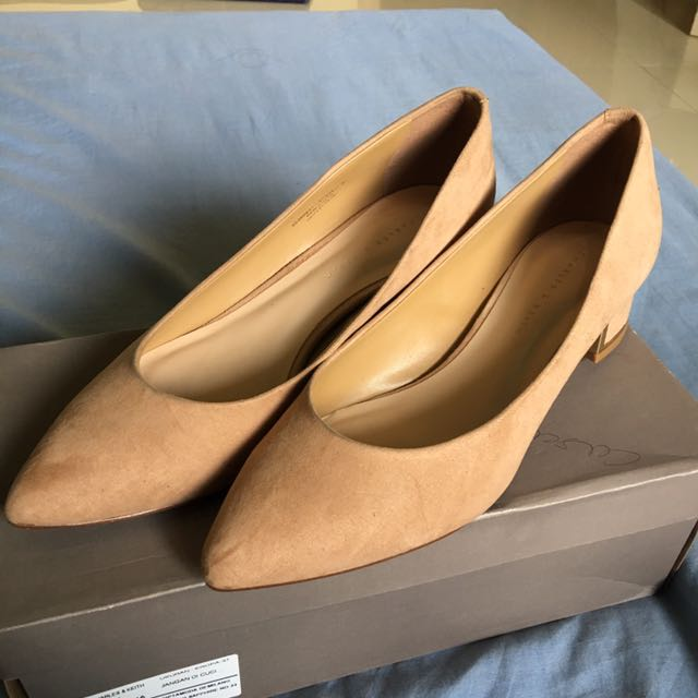 CHARLES AND KEITH (2x Pakai-ORI)