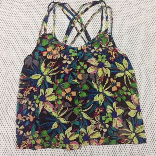 Charlotte Ruse Floral Top