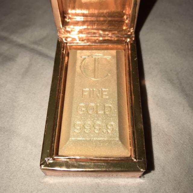 Charlotte Tilbury Bar of Gold Highlighter