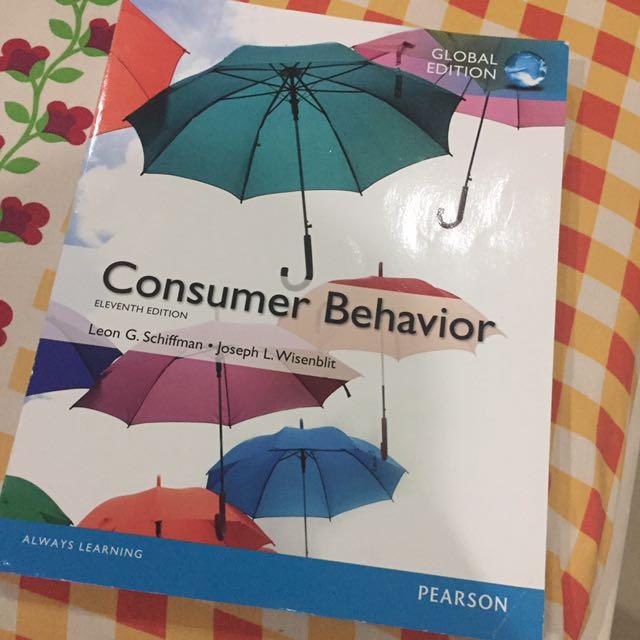 CONSUMER BEHAVIOUR (EDISI 11)