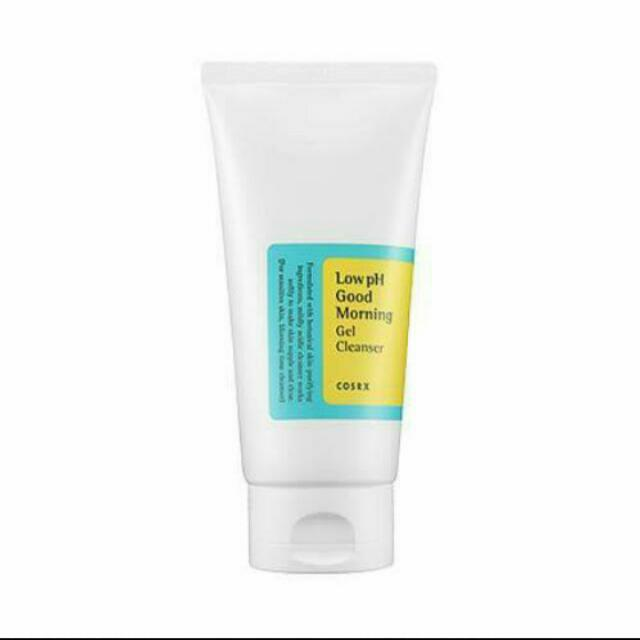 Cosrx Low Ph Good Morning Gel Cleanser 150ml.
