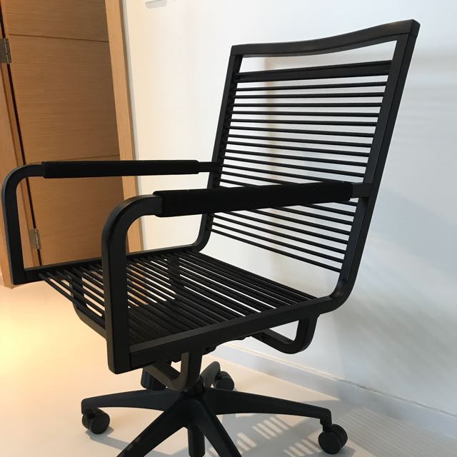 Crate Barrel Office Chair Furniture Tables Chairs On Carousell