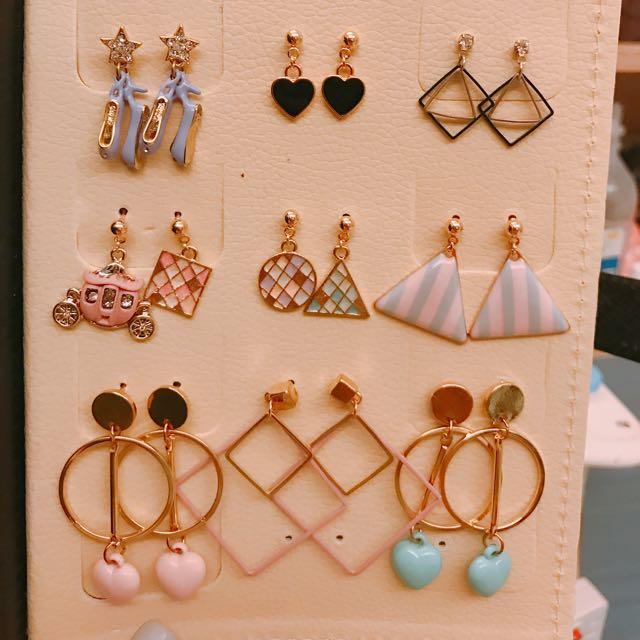 DIY耳環