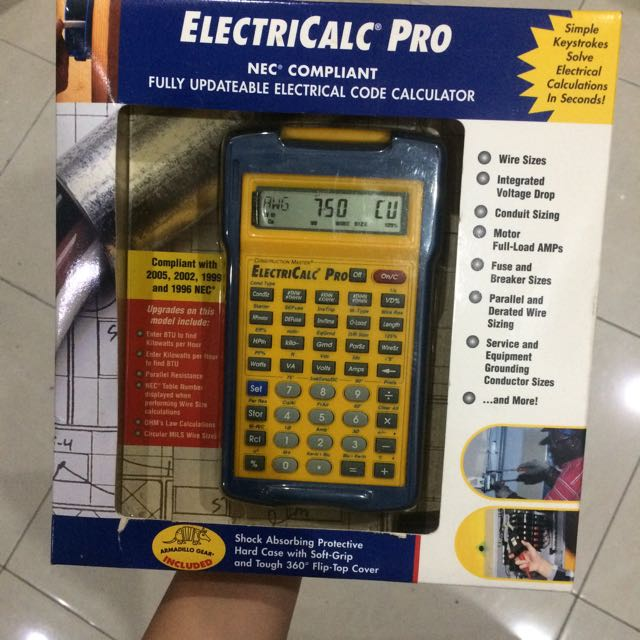 ElectriCalc Pro (electric Calculator Newer)