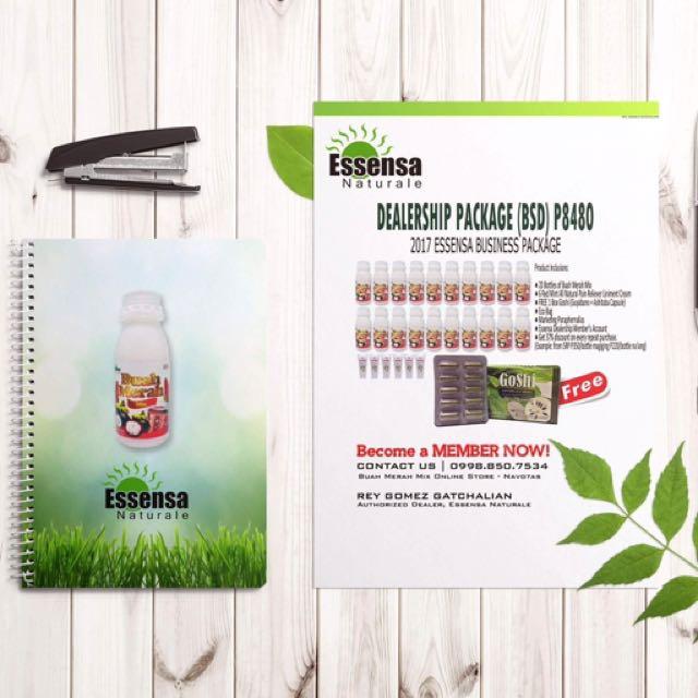 Essensa Buah Merah Mix - Dealer Package