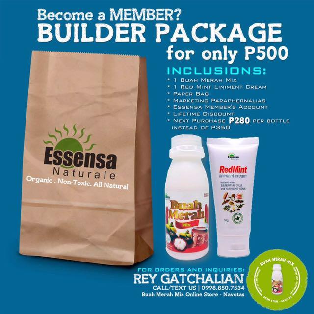 Essensa Builder Package