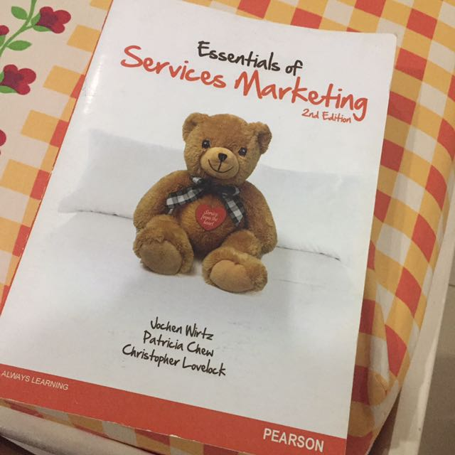 ESSENTIALS OF SERVICE MARKETING (EDISI 2)