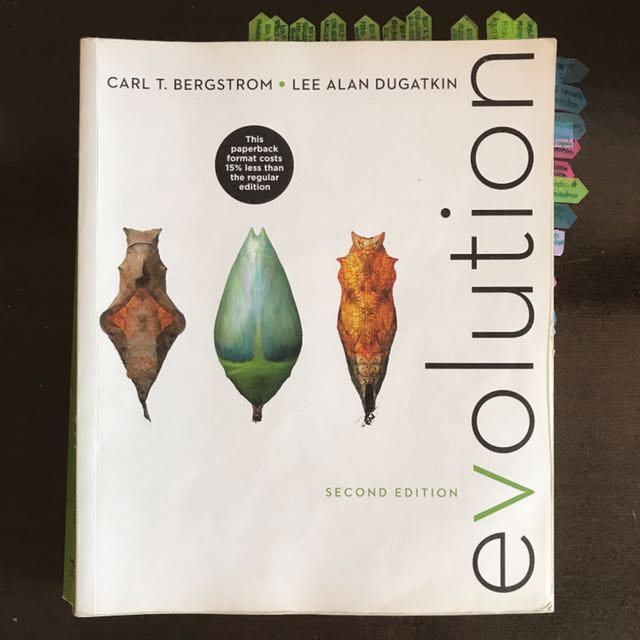 Evolution second edition textbooks on carousell photo photo photo photo fandeluxe Gallery
