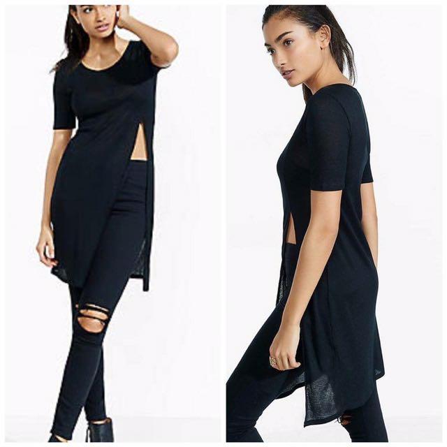 EXPRESS DRESS T-SHIRT