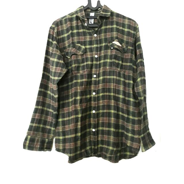 Unkl Flannel