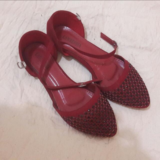 Flat Shoes Lawrensia
