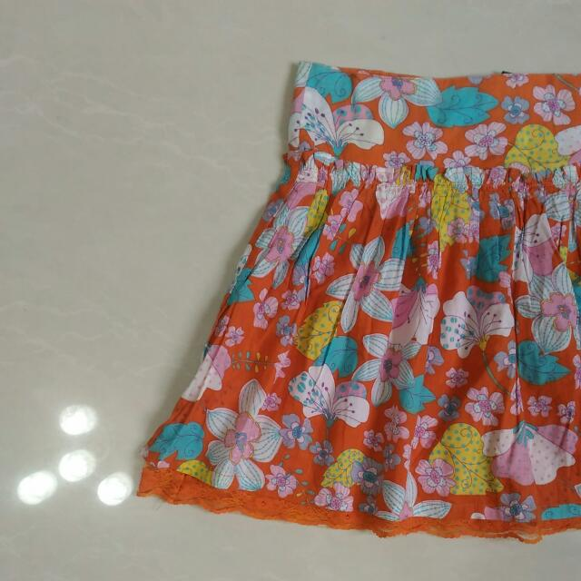 Floral APOLLO Skirt