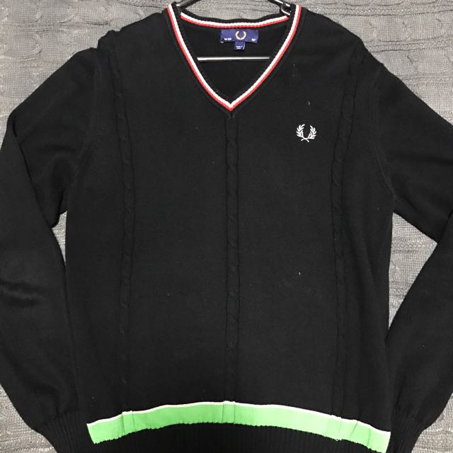 Fred Perry Sweater Limited Edition Italy