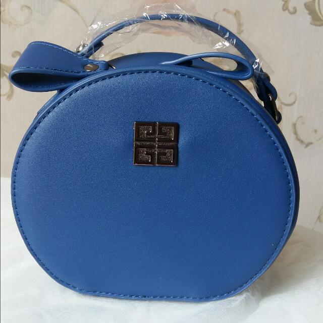 Givenchy Mini Bag Blue