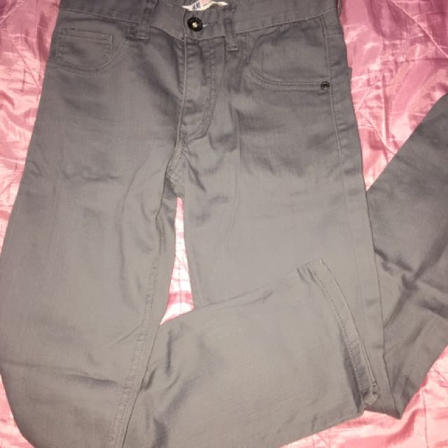 H&M Pants Grey