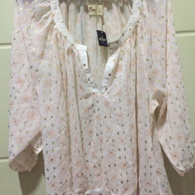 Hollister Ladies Blouse